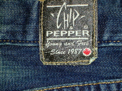 CHIP&PEPPER MODEL:TUCK-ECHO BAY STYLE:72919H ECH LOT:072204-280 RN#110910 CA#26689 100%COTTON MADE IN USA
